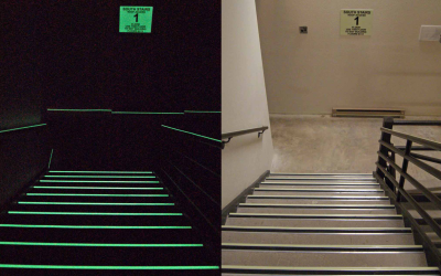 Responsible Planning for Emergency Egress Lighting