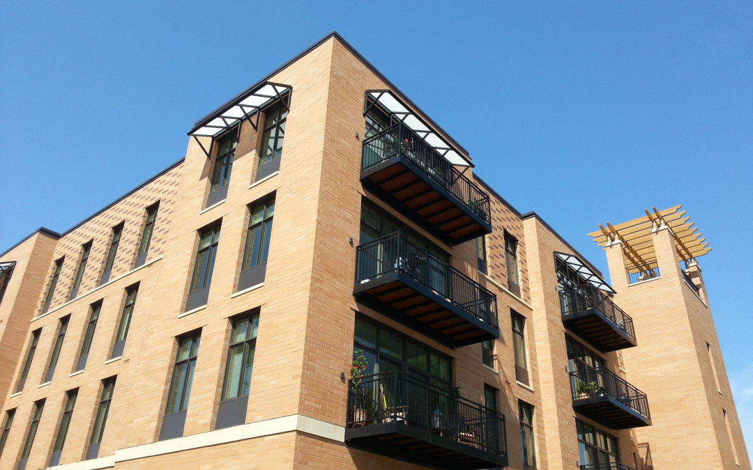 Project: Bolt On Balcony System at Beaumont Place