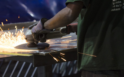 Thank You to the Workers of Miscellaneous Metal Fabrication