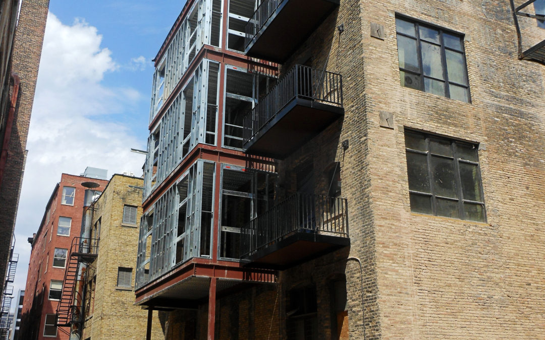 A Building Retrofit with Sustainable Design