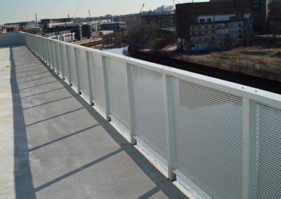 powder-coated-railing-system
