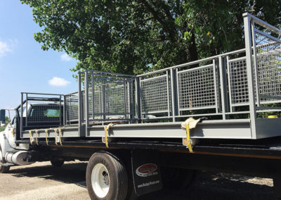 prefab-aluminum-balconies-shipping-complete