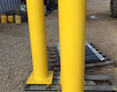 steel-bollards miscellaneous metals