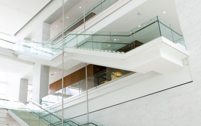 How a Floating Staircase Defies Gravity