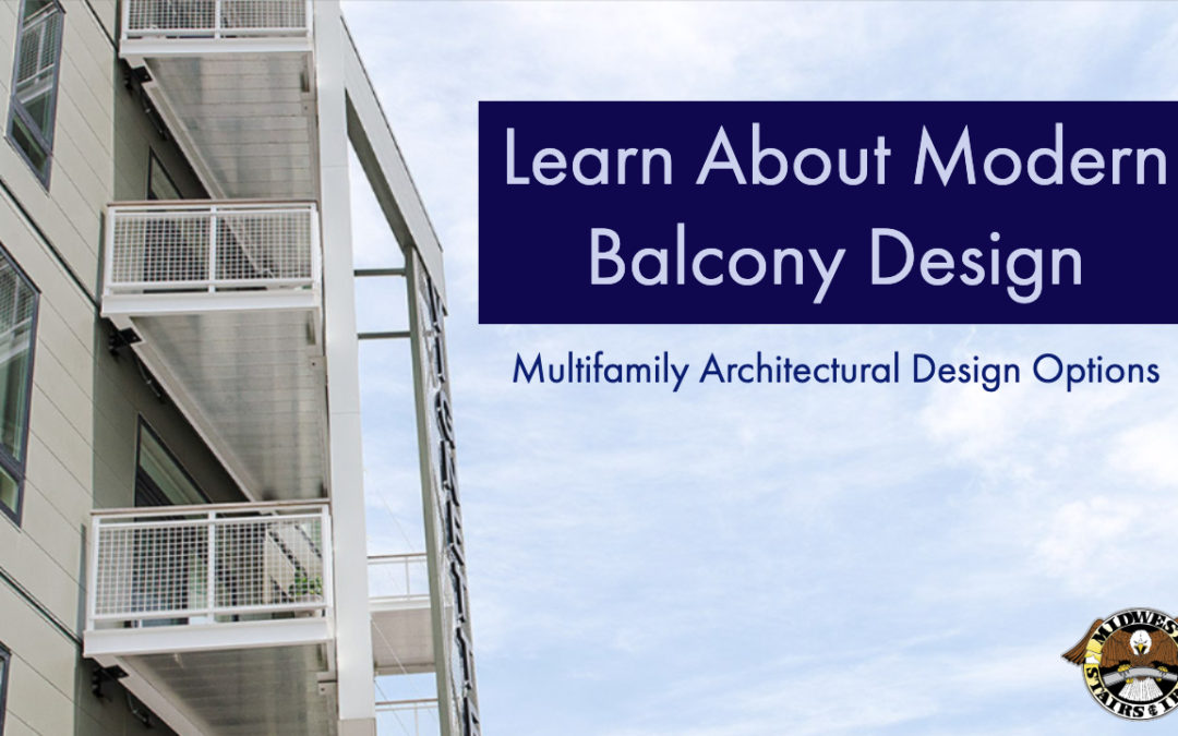 Learn About Modern Balcony Design